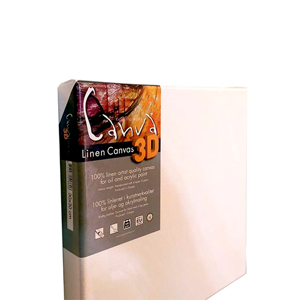 Bilde for kategori Lerret, Canva 3D linen-lerret