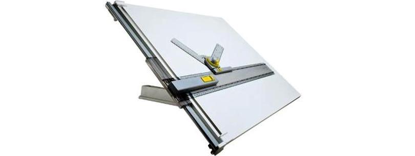 Tegnebord - Tegneplater