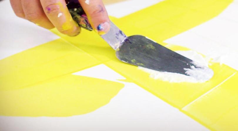 Nye palett- og malekniver fra Winsor & Newton