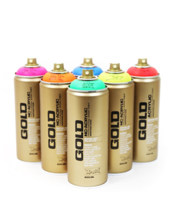 Bilde for kategori Montana GOLD akrylspray