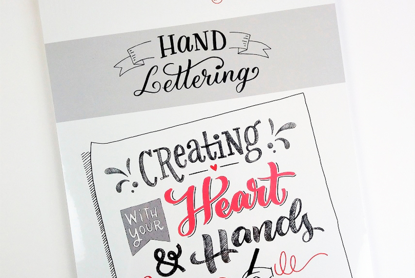 Bokstavnyheter: Hand Lettering Paper og kalligrafi-sett!