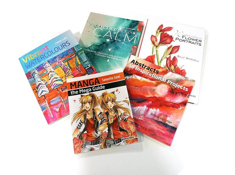 5 nye bøker til inspirasjon