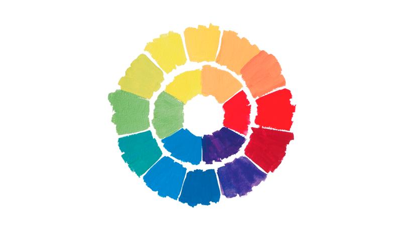 Fargelære - Ittens fargesirkel