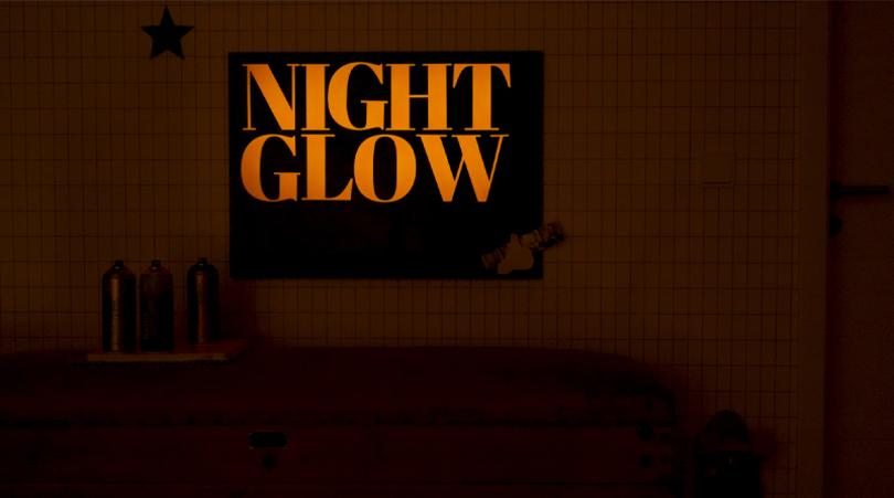 Montana Night Glow Orange