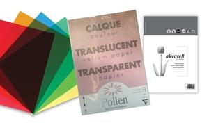 Bilde for kategori Papir, lerret og kartong