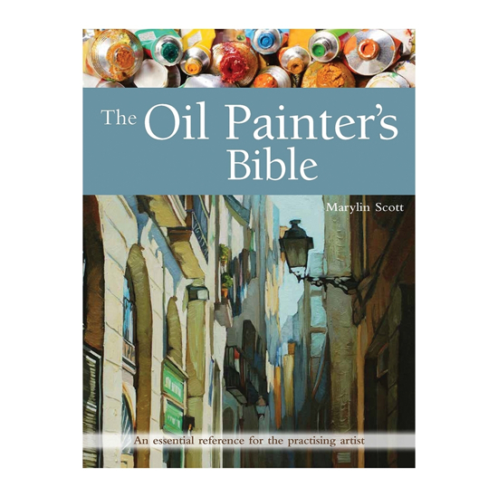 Bilde av Bok The Oil Painter's Bible