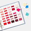 Bilde av PANTONE F+H Polyester Swatch Book