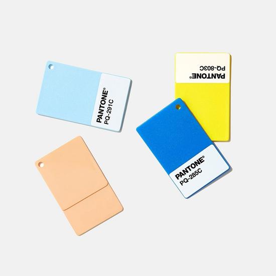 Bilde av PANTONE Standard Plastic Chip-Single