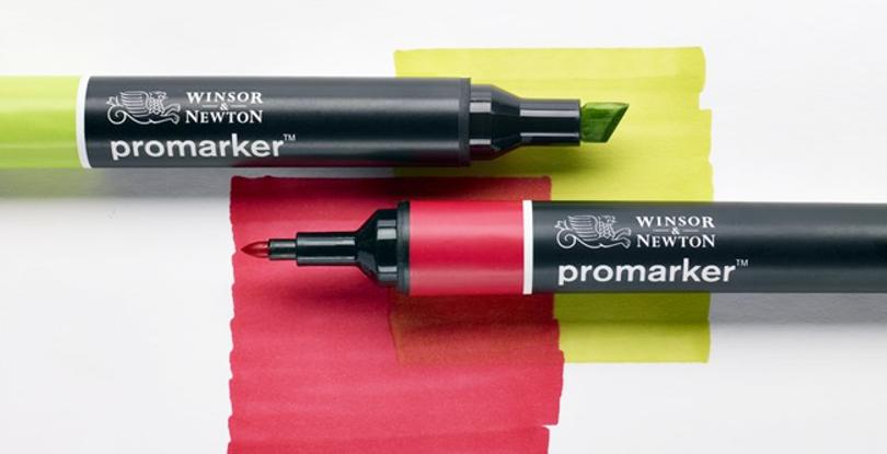 Promarker i 28 nye farger!