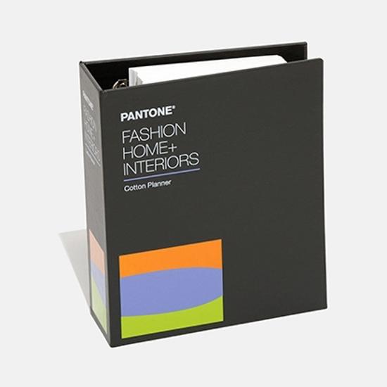 Bilde av PANTONE F+H Cotton Planner 2020