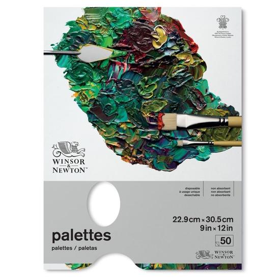 Bilde av Palettblokk Tear-Off 29x20 cm