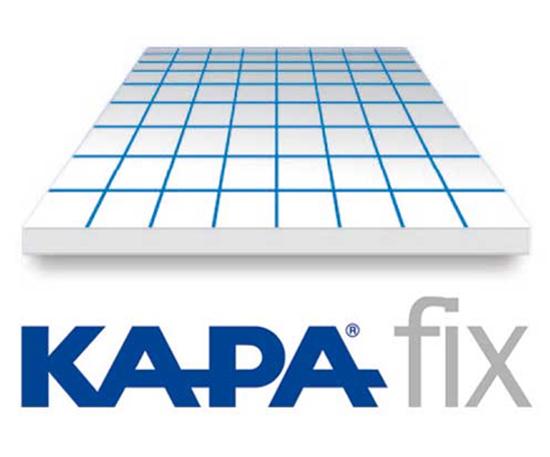 Bilde av Kapafix 5 mm 100x140 cm 1-limside