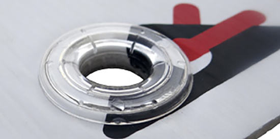 Bilde av Malje 12mm. Transparent-PVC