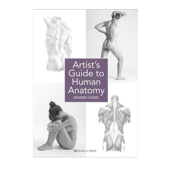 Bilde av boken Artist's Guide to Human Anatomy